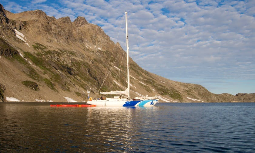 Once in a lifetime Greenland Arctic Fjordscapes Adventure!