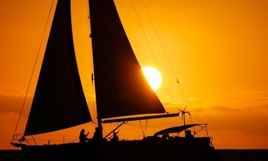 Book A Sunset Cruise In Deshaies, Guadeloupe