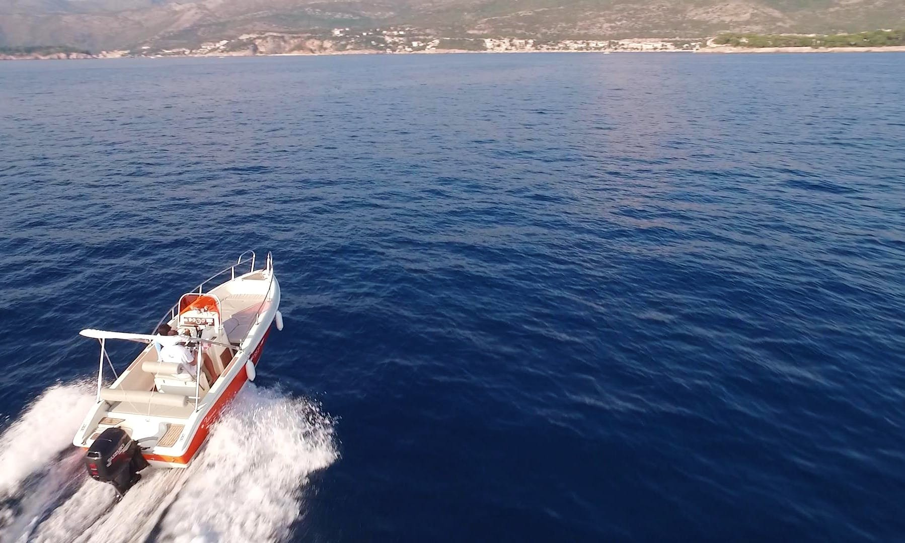 17' Rascala 500 with Suzuki 70HP 4T Center Console In Dubrovnik