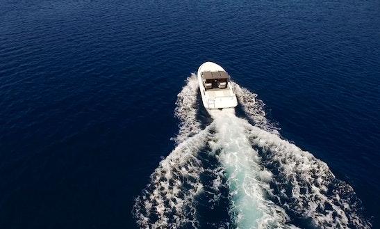 Sea Ray 180 Deck Boat Rental In Dubrovnik, Croatia