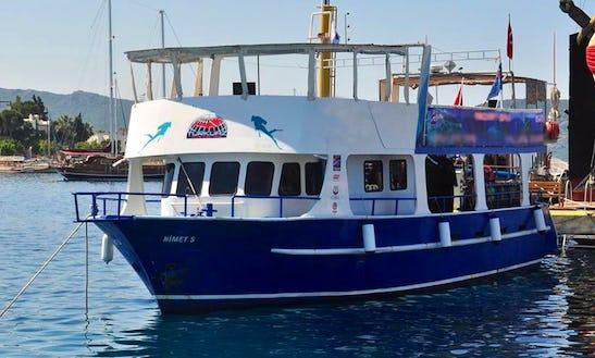Scuba Diving Trip & Courses In Muğla, Turkey