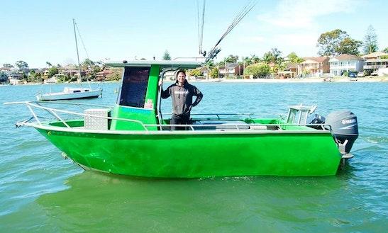 Fishing Charters In Yowie Bay, Sydney Australia