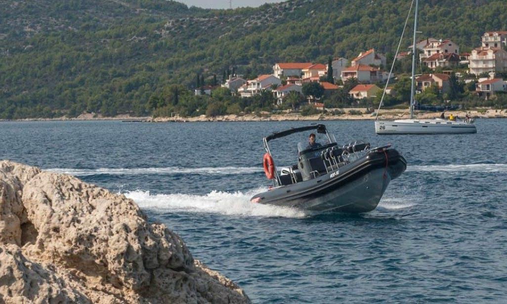 Sail rental in Split