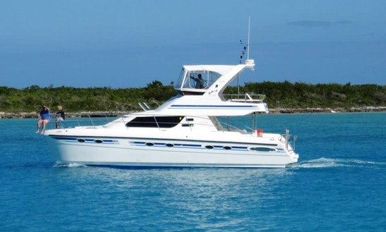 Book A 42ft Luxury Power Catamaran In Caicos Islands,  Turks And Caicos Islands