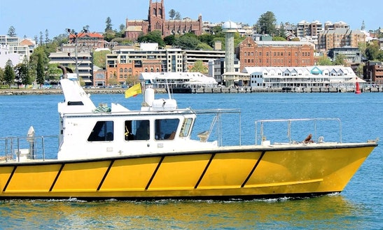 Rent This Pilot Boat In Wickham, New South Wales.