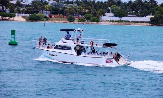 Scuba Diving In Key West
