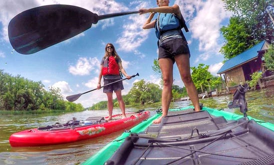 Stand Up Paddleboard Rentals In Waterloo, New York