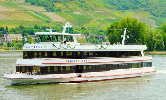 Party Venue For 600 People Ready To Book In Rudesheim Am Rhein, Germany