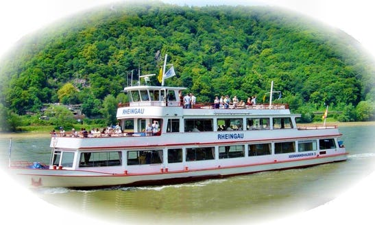 City Cruise And Wine Tasting Tour In Rudesheim Am Rhein, Germany