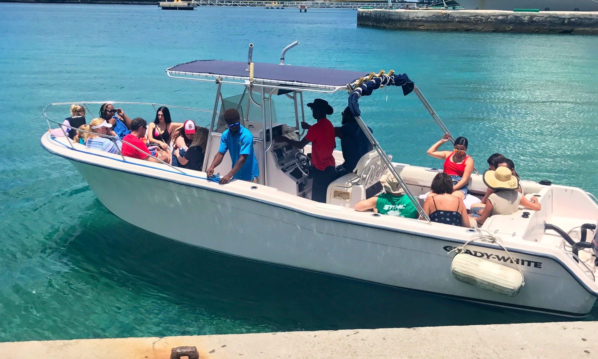 Tours rental in Nassau