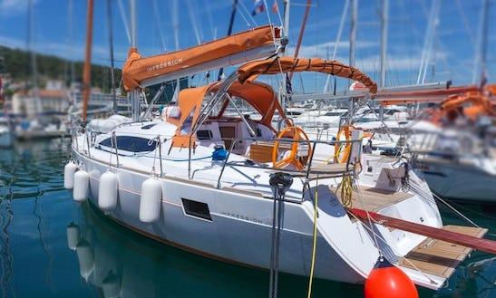 Explore The Famous Adriatic Sea Aboard Elan 45 Impression