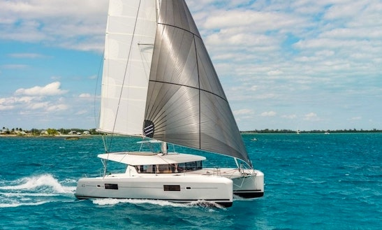 Unwind Aboard A Luxury Lagoon 42 Catamaran With A/c In Split, Croatia
