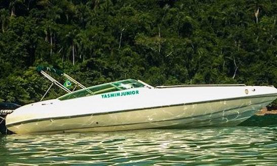 5 Hours Private Motor Boat Tour In Rio De Janeiro, Brazil