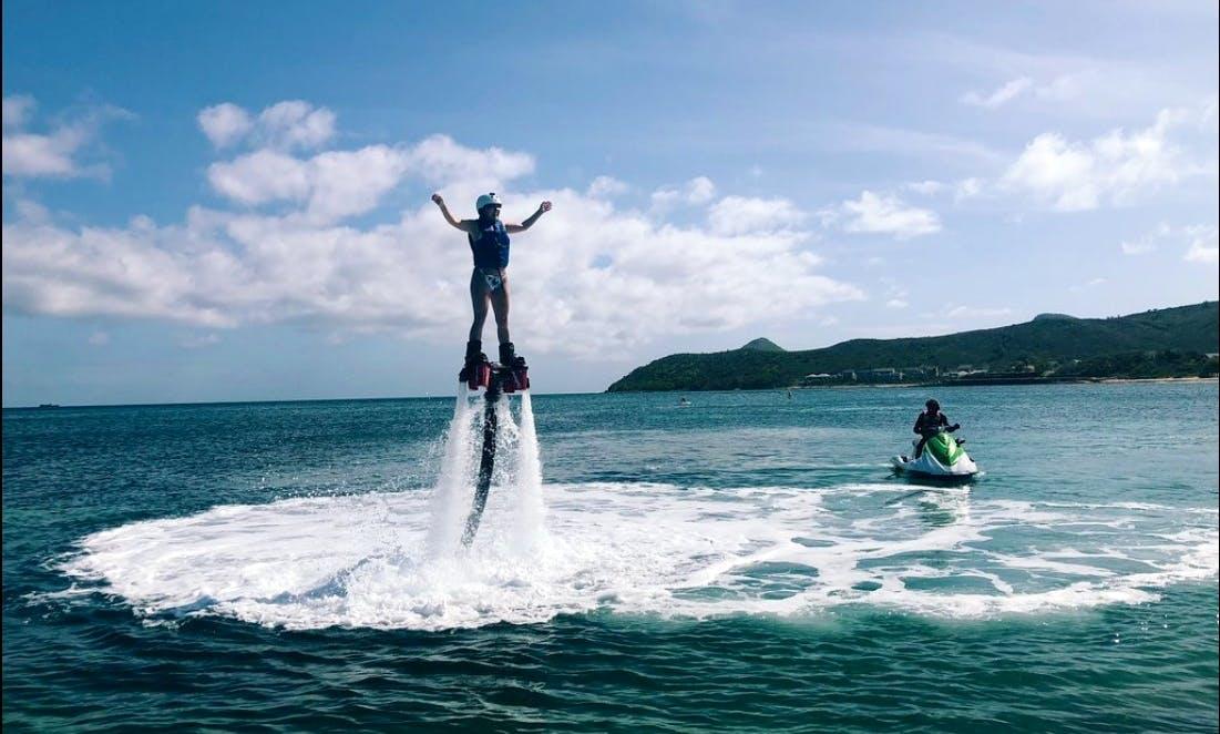 """""""Iron Man"""" Flight Experience in Saint Kitts and Nevis"""