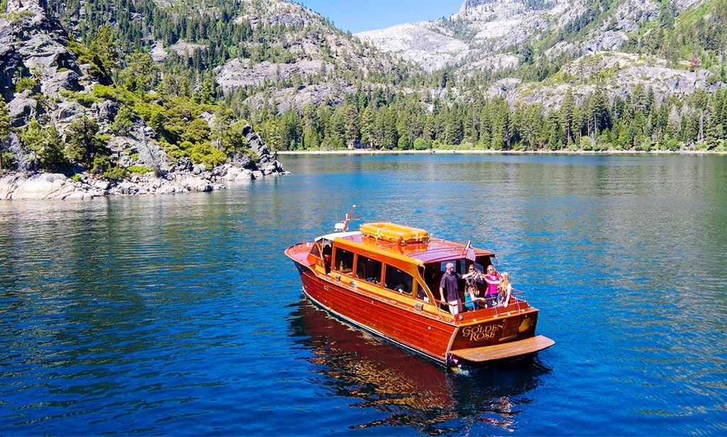 Lake Tahoe Boat Tours