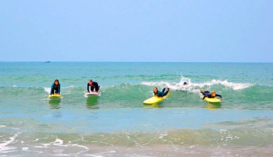 Book Your Surf Adventure With Us!