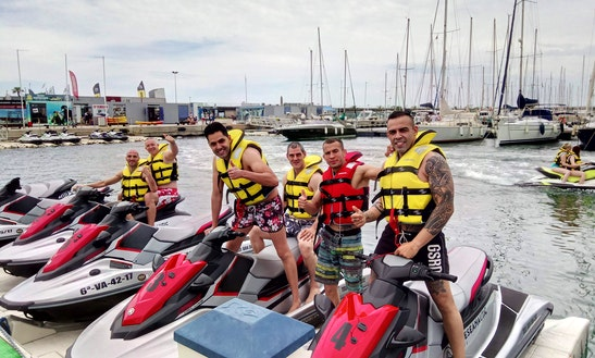 Rent A Jet Ski In Valencia, Spain