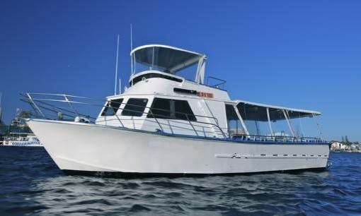 Charter a Powerboat for 60 People in Main Beach, Queensland