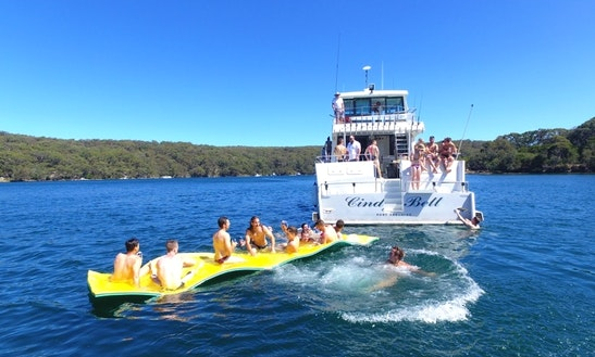 Premium Party Boat For 36 People In Cronulla, New South Whales