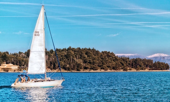 Private Daily Cruises And Yacht Charter For 10 People From Marina Gouvia / Corfu, Greece
