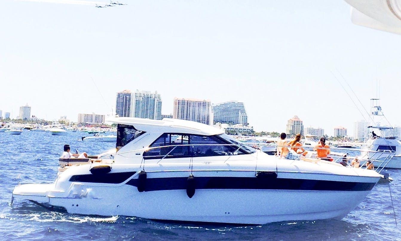 Motor Yacht rental in Ft Lauderdale