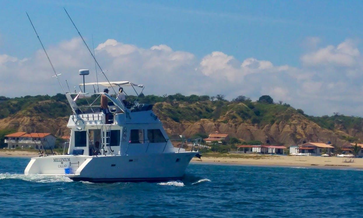 Incredible Boat Tour in Punta Santiago, Peru