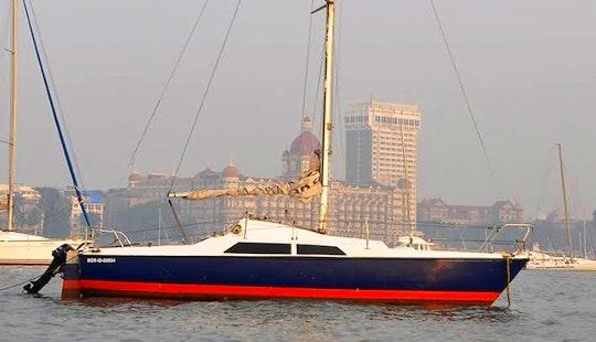 Book A Romantic Maxi 7.7 Yacht In Mumbai, India