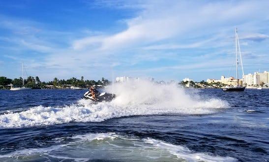 High Speed Jet Ski Rental In Hallandale Beach, Florida