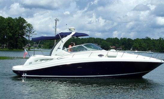 Yacht Tours Of Beautiful Lake Murray