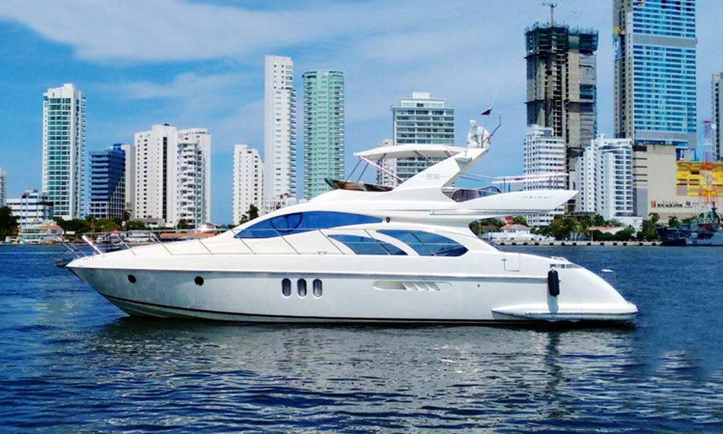 Boat Rental Cartagena