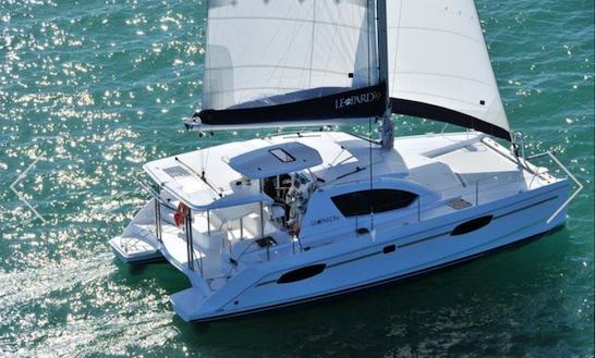 Cruising Catamaran Rental In Saint John's, Caribbean Sea