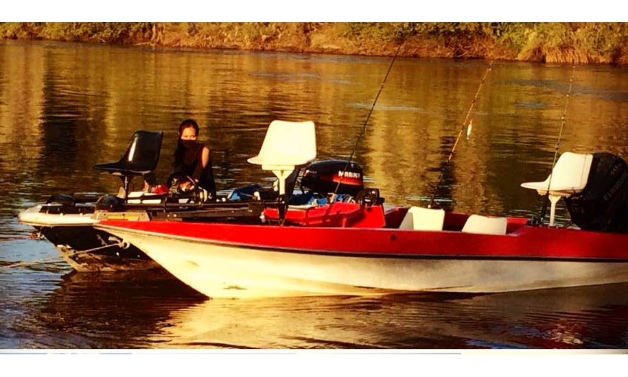 Tiger Fishing Experience in the 4th-Longest River in Southern Africa!