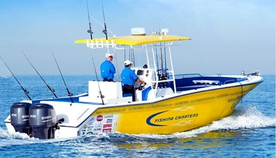 Exceptional Fishing Experience For The Whole Family In Dubai, Uae
