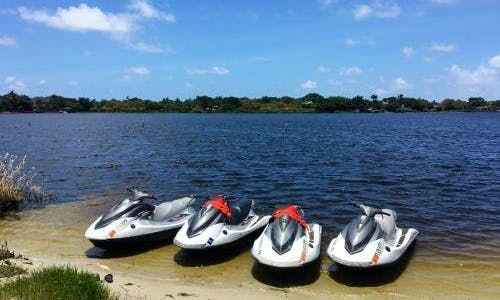 Rent a Jet Ski in Fort Lauderdale, Florida for Up to 2 People for Your Next Adventure