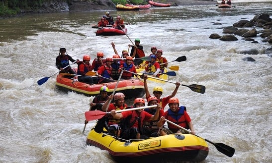 Are You Ready To Get Wet? Book A Rafting Trip With Us!