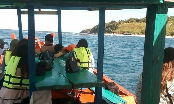 Relaxing Boat Trip for Up to 15 People in Pathein, Myanmar