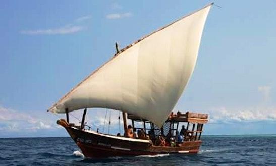 Charter A Traditional Boat And Explore In Zanzibar, Tanzania
