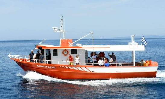 Experience A Traditional Fishing Tour With Us!