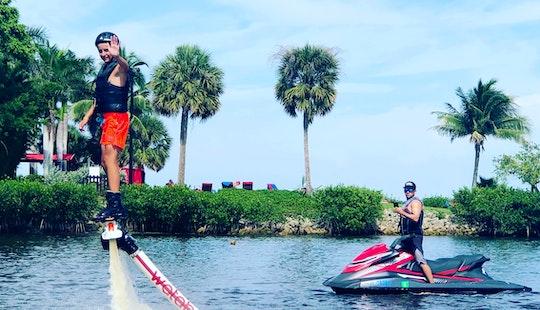 Flyboard Rental In Miami Beach