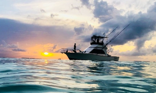 Let's Go Fishing In Cancun, Mexico With Captain Enrique!