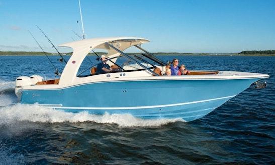 Tour Biscayne Bay- 28' Scout Dorado
