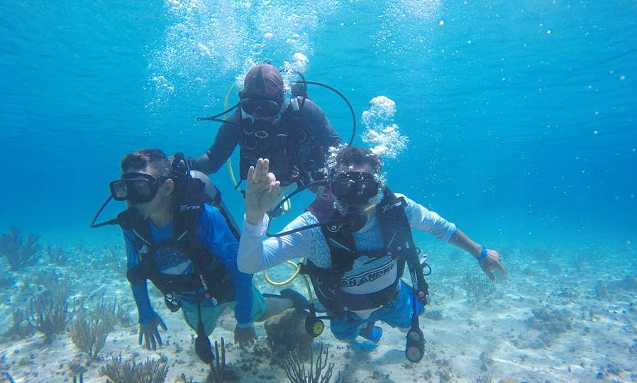 Discover Scuba Diving Offered in San Andres Islands, Colombia