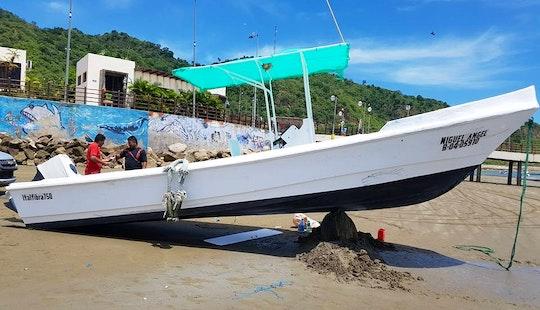 Unforgettable Salwater Fishing Trip In Puerto López, Ecuador