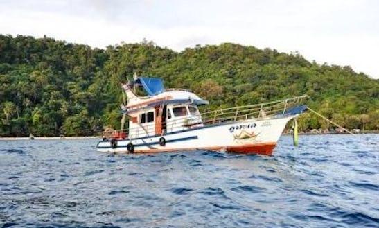 Big Game Fishing Trip In Phi Phi, Thailand!