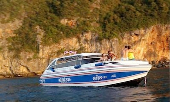 Book A Memorable Sunset Tour In Phi Phi Island, Thailand!