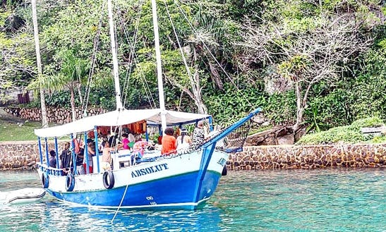 A Memorable Schooner Boat Tour For Up To 45 Guests In Paraty, Rio De Janeiro