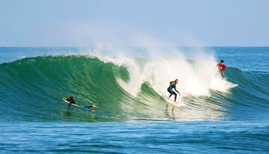 Wonderful Surf Lessons And Coaching Experience In Agadir, Morocco