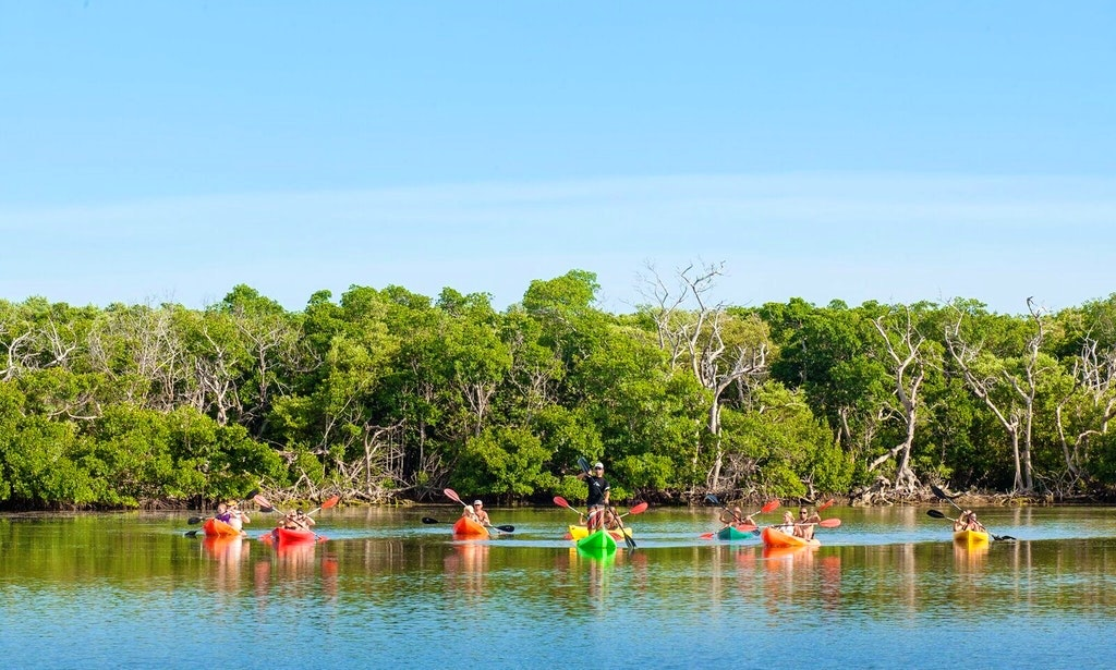 Kayak Tours Key West