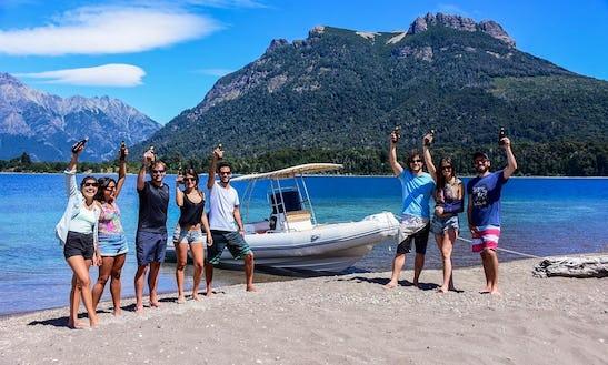Discover The Indescribable Beauty Of Nahuel Huapi Lake In San Carlos De Bariloche