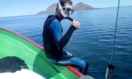 Snorkeling Adventure On Coronado Island And Dancing Island Of Loreto, Baja California Sur